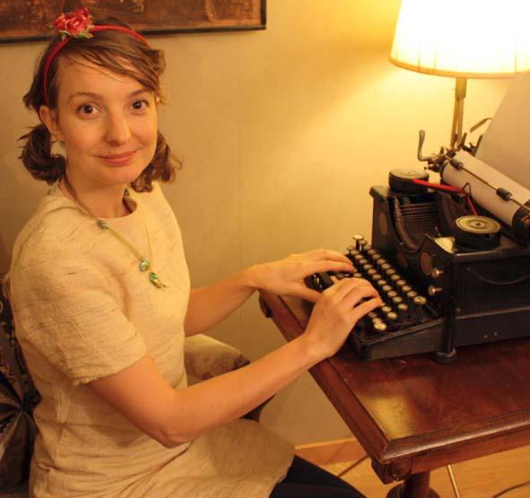 Emmas skrivmaskin