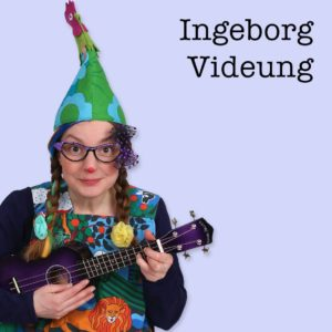 Ingeborg Videung, hospital clown in Eskilstuna